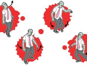 Zombie moves