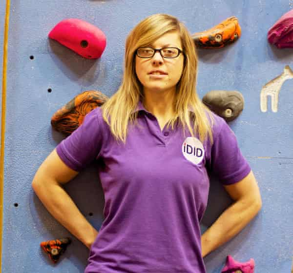 Susanne Rees founded iDID Adventure CIC, a social enterprise providing dynamic physiotherapy for young people.