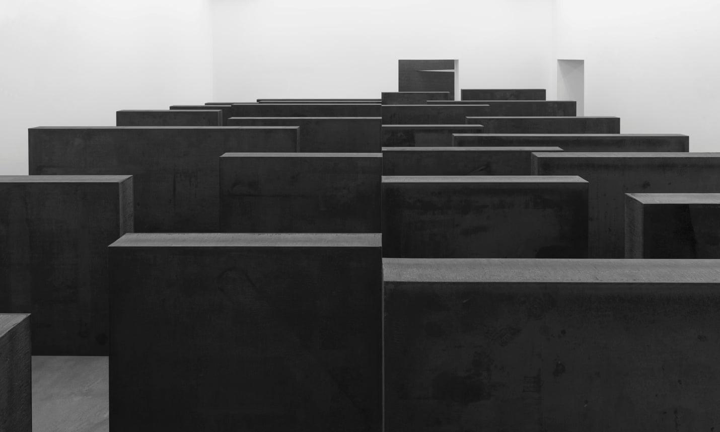 Richard Serra Ramble