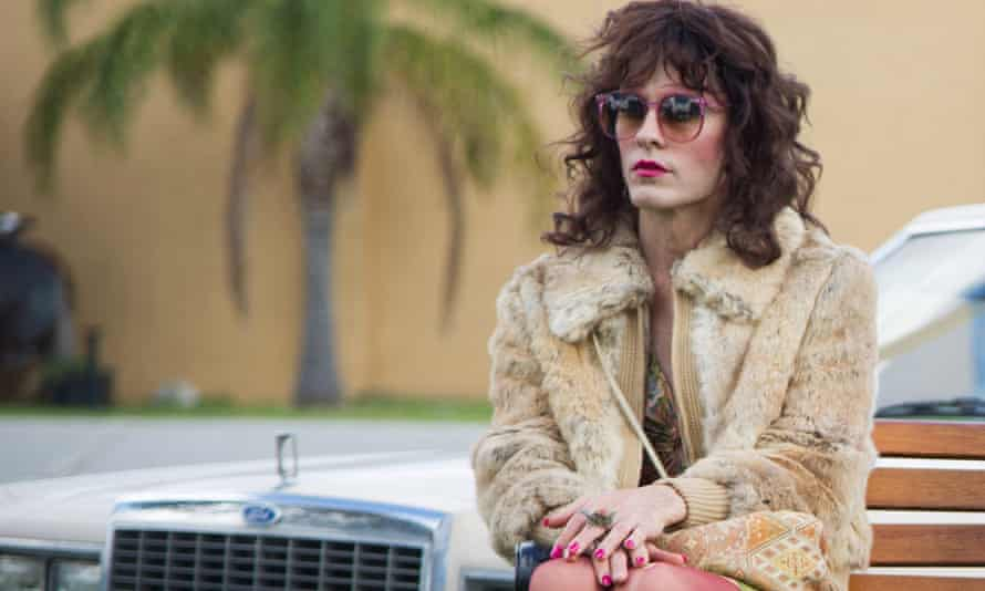 """Jared Leto as Rayon in a scene from """"Dallas Buyers Club."""""""