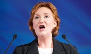 前保守派苏珊娜埃文斯,现任Ukip的副主席