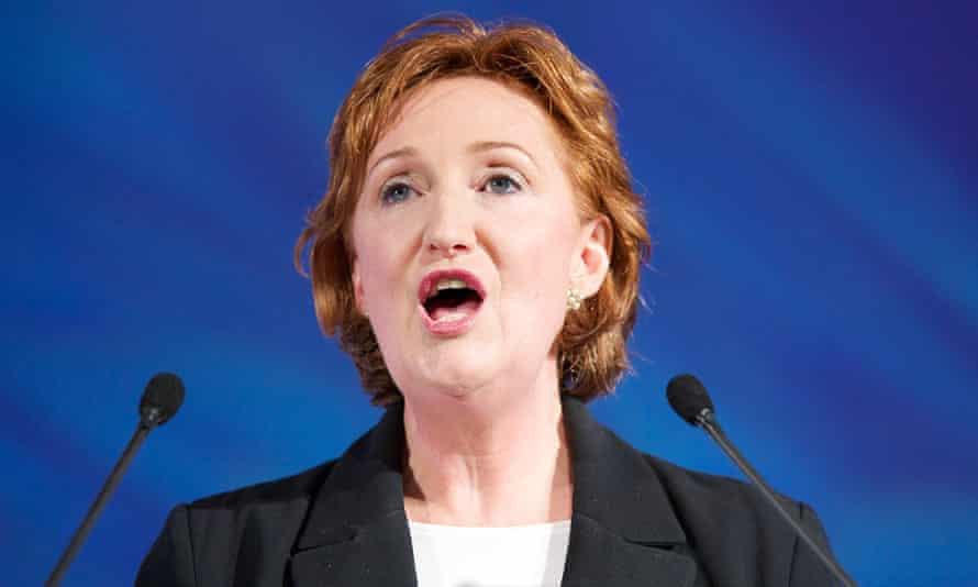 Former Conservative Suzanne Evans, now Ukip's deputy chairman