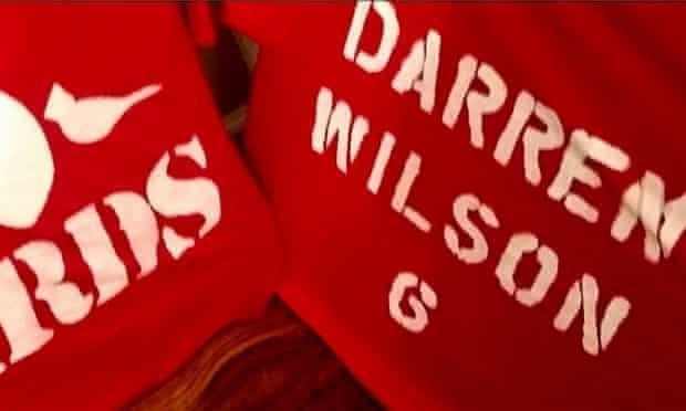 Wilson shirts