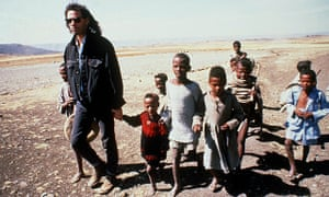 Ethiopian famine: how landmark BBC report influenced modern