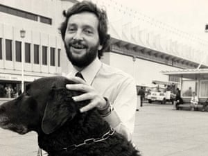 'Where I hope I have made the biggest difference is the perception of disability' ... Blunkett as a Labour NEC member in 1983. Photograph: Geoffrey White/Daily Mail /Rex