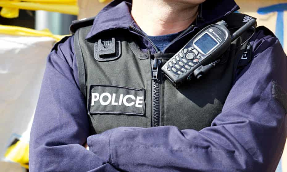 Police officers have been reminded to follow measures to keep themselves safe
