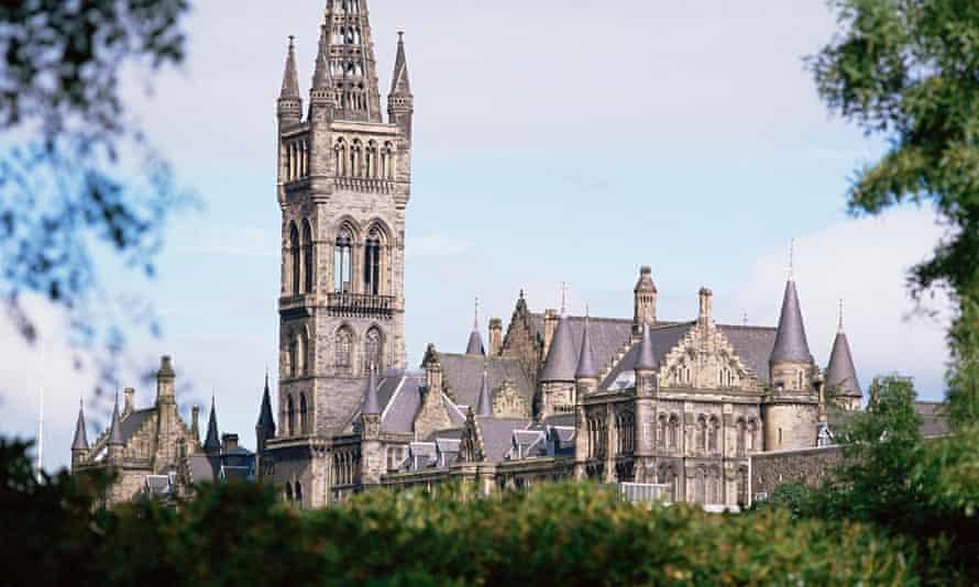 Glasgow University. Photograph: G Richardson/Robert Harding World Imagery/Corbis