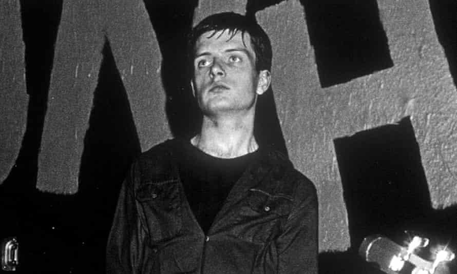 Ian Curtis in 1979