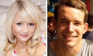 Hannah Witheridge and David Miller killed on Koh Tao
