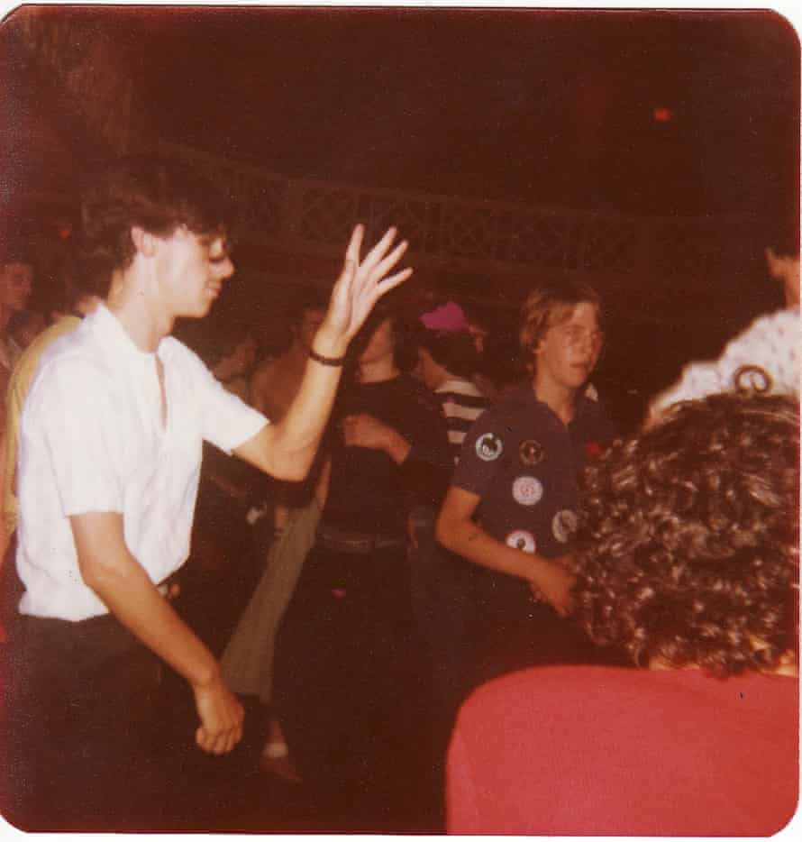 Paul Mason dance Wigan Casino northern soul