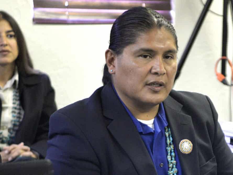navajo candidate