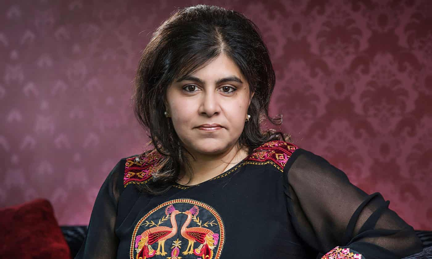 Lady Warsi: MPs must show way in Palestine vote