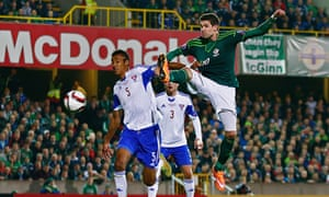 Northern Ireland v Faroe Islands - UEFA Euro 2016 Qualifying Group F