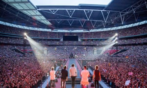 One Direction Where We Are film still