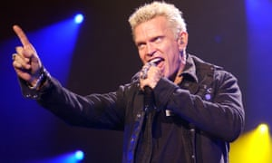 Billy Idol … Back with a bang. And an album. And a book.