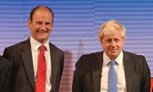 Douglas Carswell and Boris Johnson
