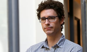 US writer Joshua Ferris.