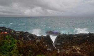 Where Is Christmas Island.Trauma Segregation Isolation Christmas Island The