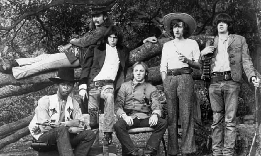 Recent feud leaves future of Crosby, Stills, Nash and Young uncertain | Music | The Guardian