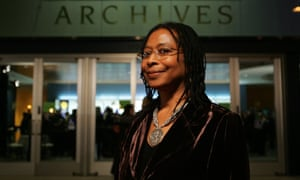 Pulitzer Prize-winning author Alice Walker