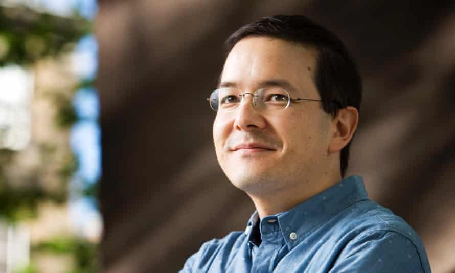 Shaun Tan, Australian illustrator and author.