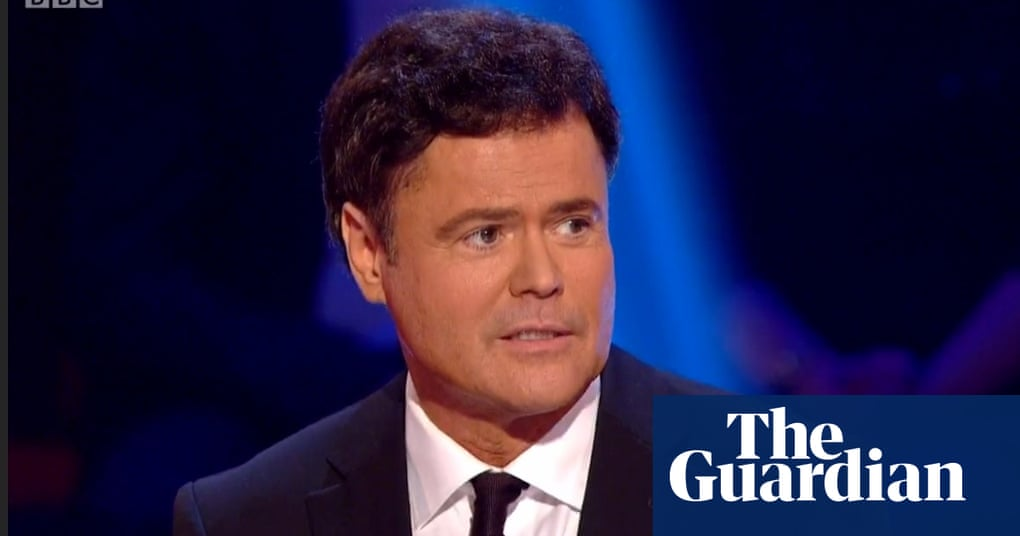 Strictly Come Dancing: no puppy love for Donny Osmond