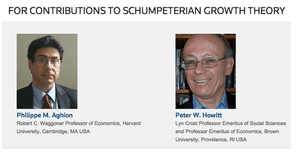 Philippe M. Aghion and Peter W. Howitt