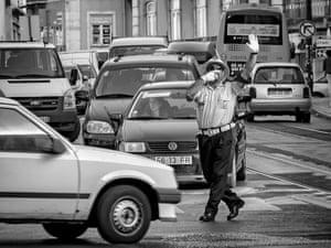 CBRE Urban Photographer of the Year Competition EMEA Winner - Carlos da Costa Branco - Dancing in the Street
