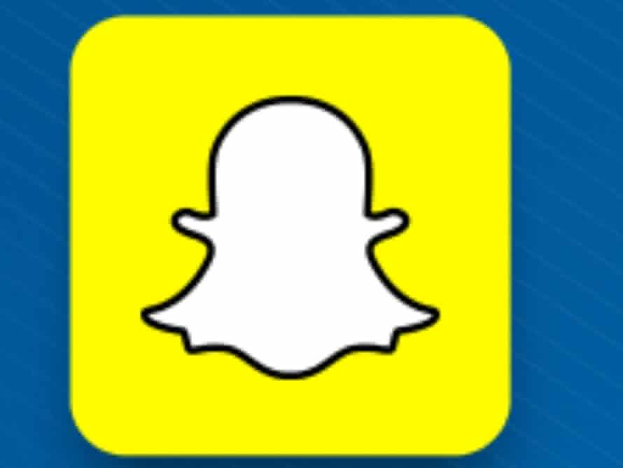 The Snapchat logo: third-party sites have been hacked to reveal images that were meant to self-destruct.