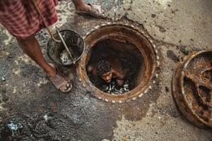 12.00 - Sujan Sarkar - Sewage Worker
