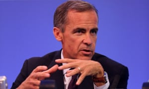 Bank of England governor Mark Carney: 'vast majority of reserves are unburnable'