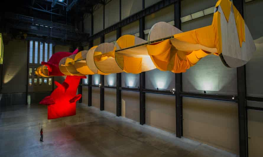 Richard Tuttle's Tate sculpture I Don't Know