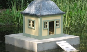 Stockholm duck house
