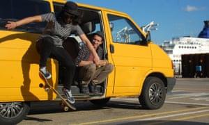 skateboarding dover blablacar