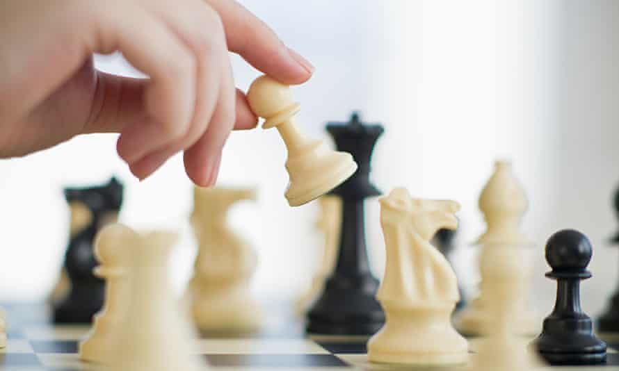 'Chess is, as the Dutch grandmaster Hans Ree said, is 'beautiful enough to waste your life for'.'