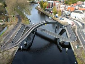 Melkwegbridge, Purmerend, The Netherlands 2012