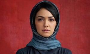 Nazanin Boniadi as Fara in Homeland