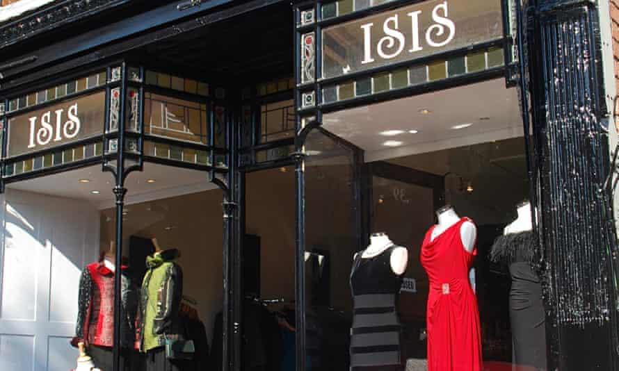Isis boutique