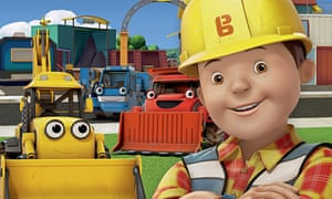 bob the builder reboot on shaky ground television radio the