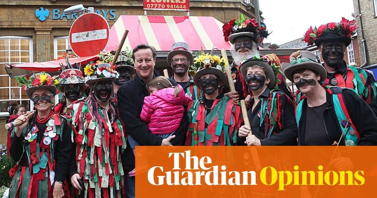 Cameron and the morris dancers a sign of our nationalistic mood cameron and the morris dancers a sign of our nationalistic mood lola okolosie opinion the guardian publicscrutiny Choice Image