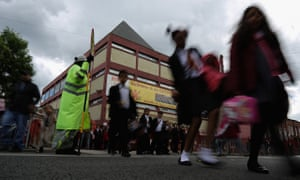 Oldknow academy, in Birmingham, received the harshest criticism from Ofsted inspectors