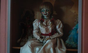 Annabelle doll film