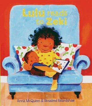 Lulu reads