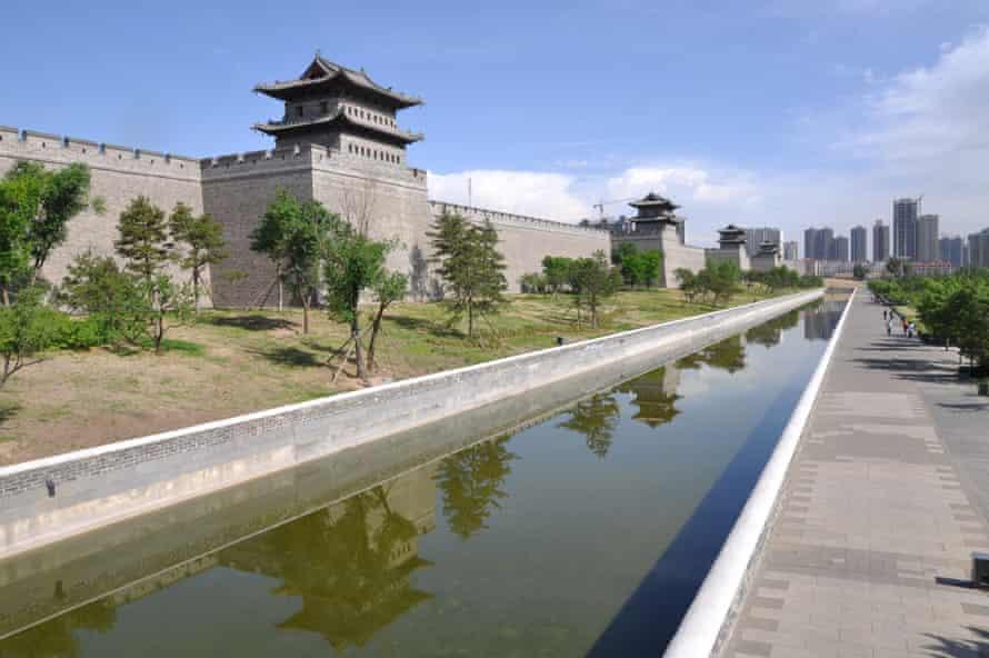 Datong, China.