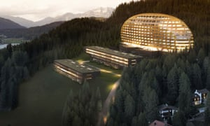 Oikios Hotel Davos