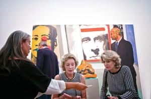 The Frieze Art Fair - Regent's Park 2014