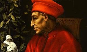 Cosimo de Medici, the moneyman of Renaissance Florence