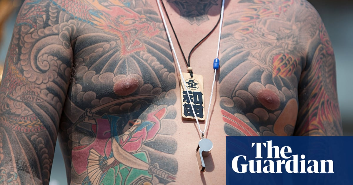 The Tattoo Foundation That Will Frame Your Body Art After You Ve Died Tattoos The Guardian