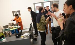 frieze art fair united brothers soup fukushima