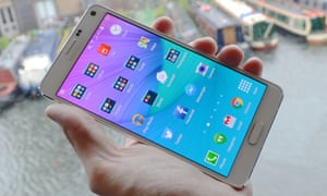 samsung galaxy note 4 review big powerful and now metal